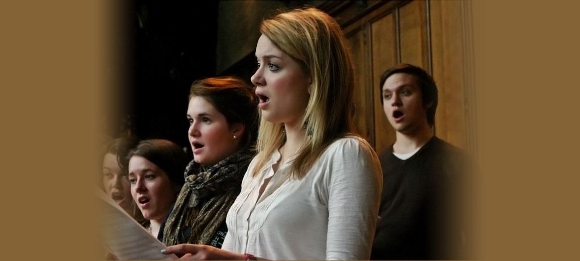 Hire a Choir - High Row Choir