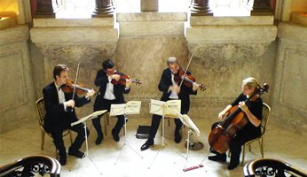 High Row String Quartet
