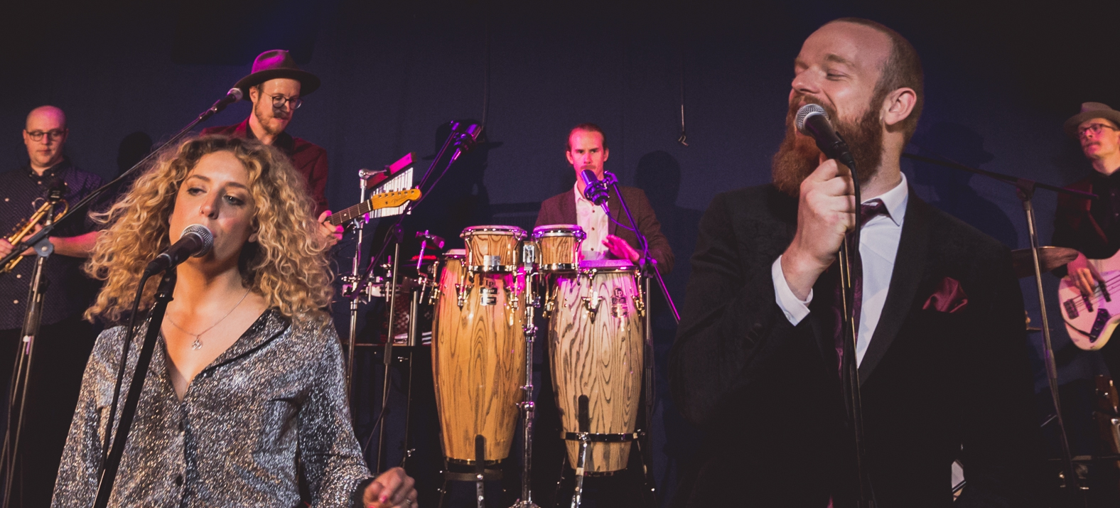 Soul and funk wedding band