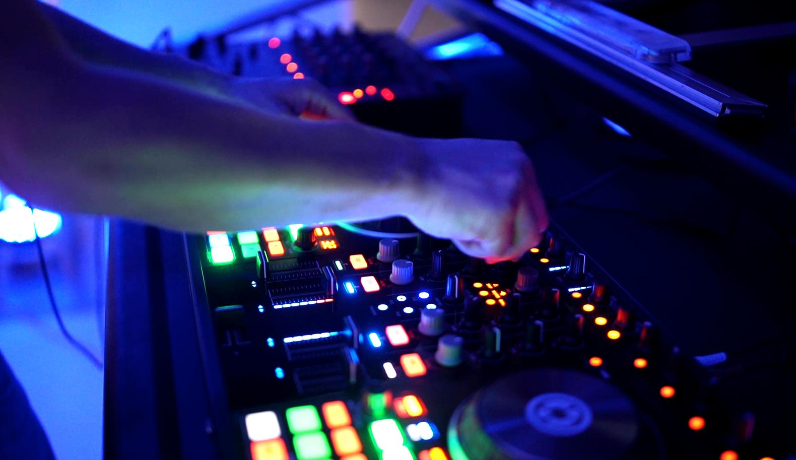 Hire a DJ